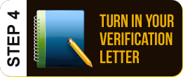Step 4: Turn in your DUI school verification letter